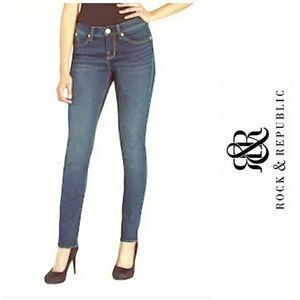 ROCK & REPUBLIC BERLIN Skinny Jeans 2m
